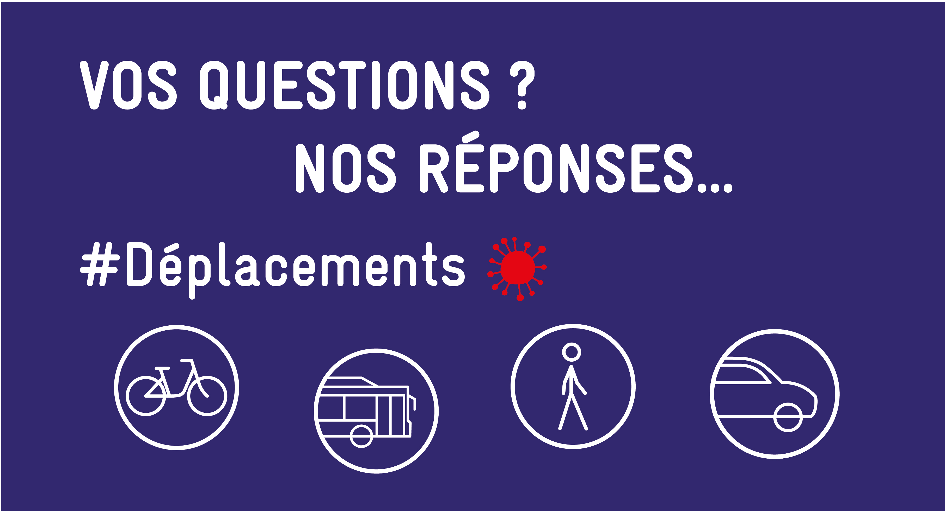 FAQ Deplacement